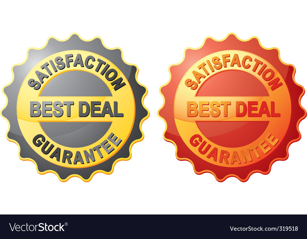 Best deal icon vector | Price: 1 Credit (USD $1)