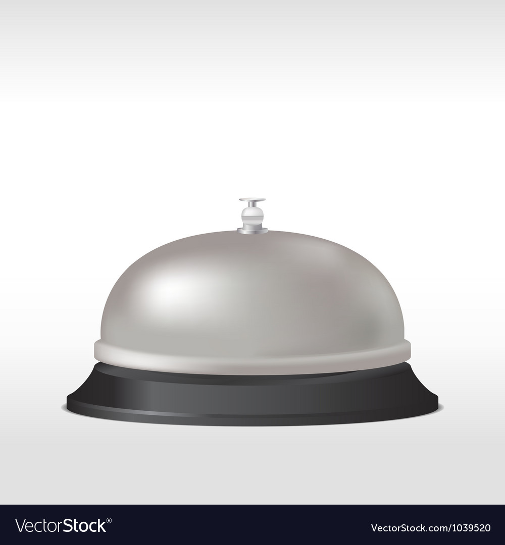 Service bell vector | Price: 1 Credit (USD $1)