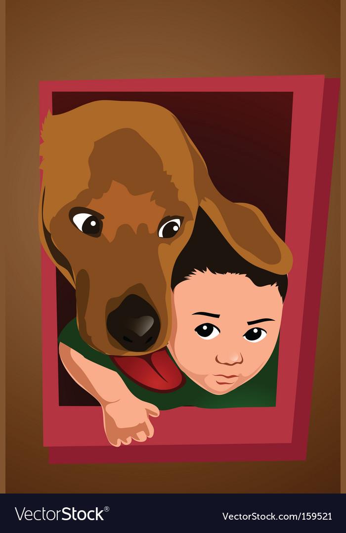 Dog door vector   Price: 1 Credit (USD $1)