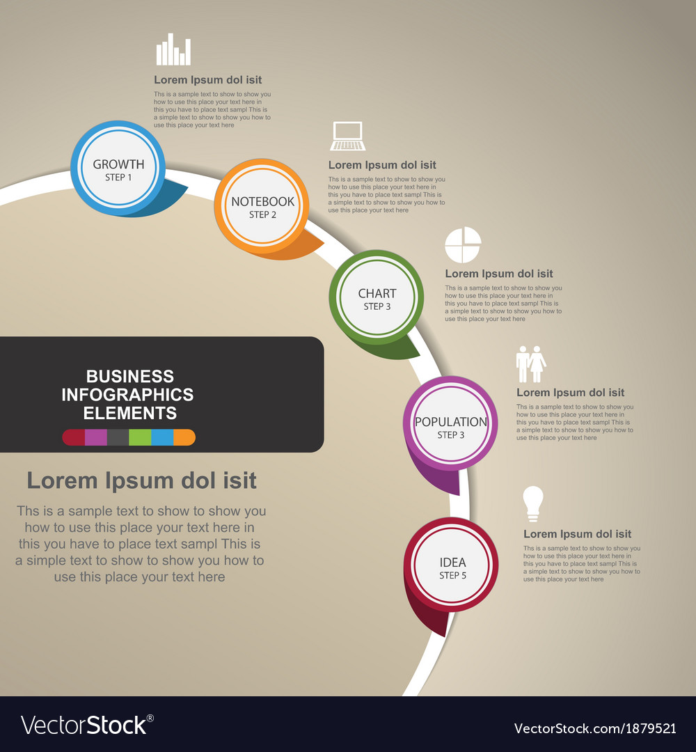 Infographics vector   Price: 1 Credit (USD $1)