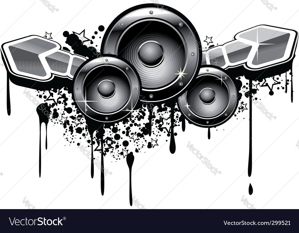 Music grunge vector | Price: 1 Credit (USD $1)