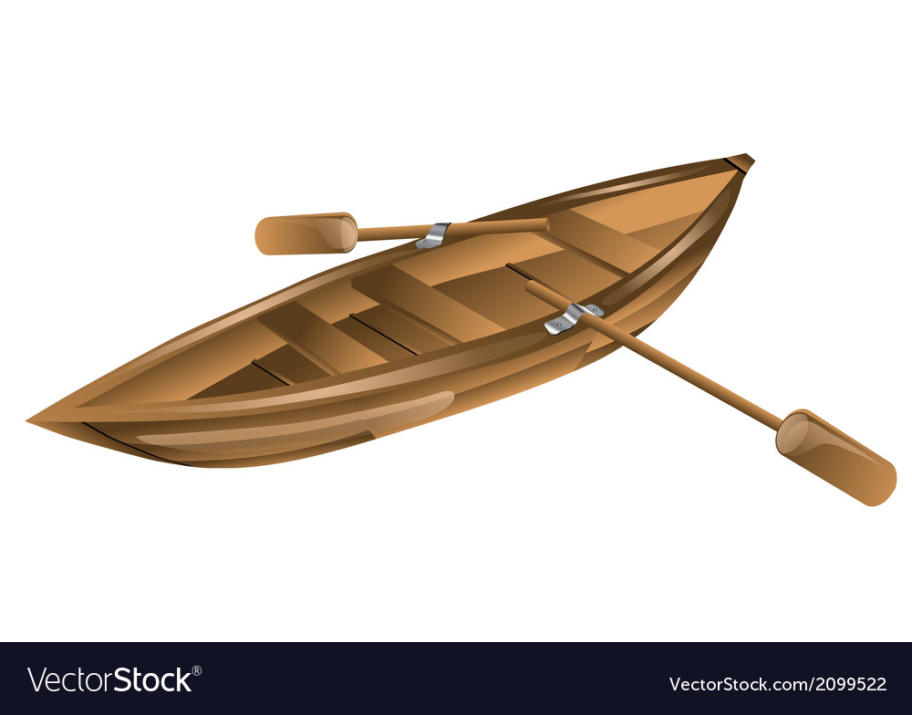 Boat vector | Price: 1 Credit (USD $1)