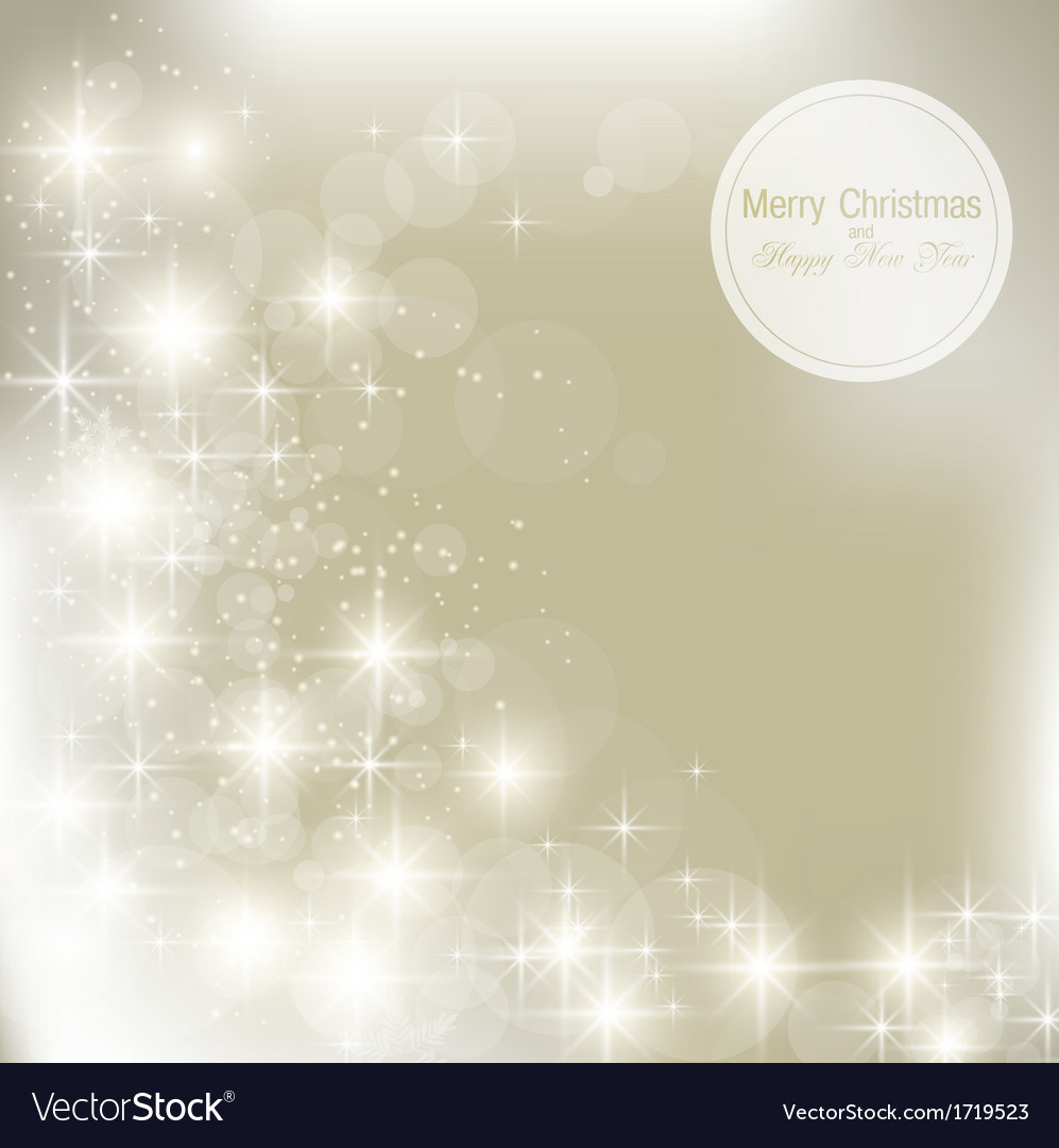 Elegant christmas background with blue garland and vector | Price: 1 Credit (USD $1)