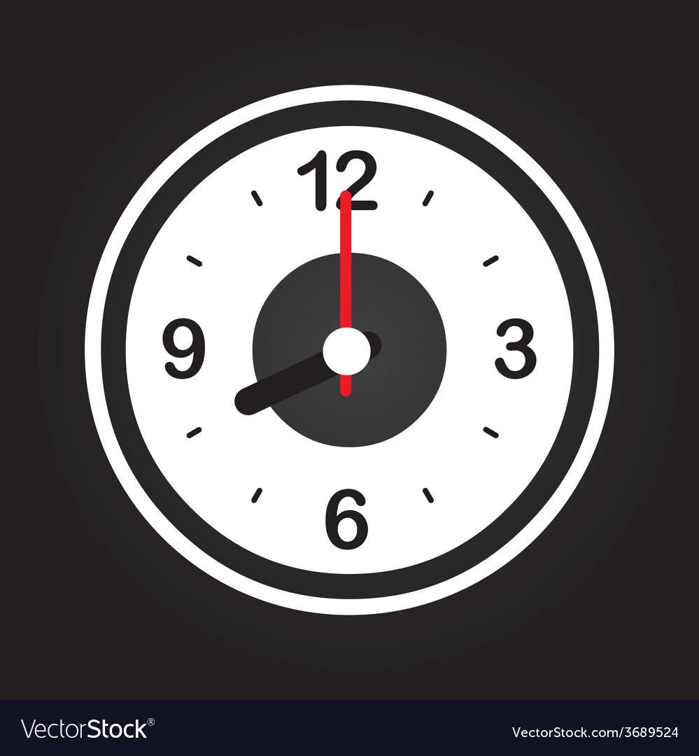 Time design vector | Price: 1 Credit (USD $1)