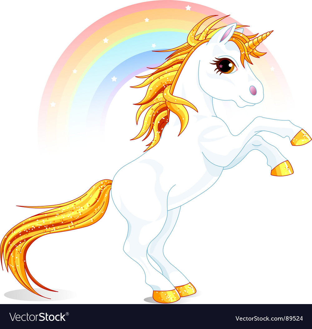 Unicorn vector | Price: 3 Credit (USD $3)
