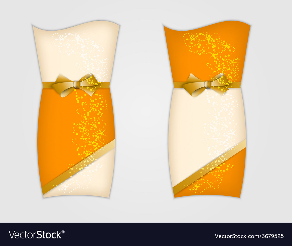 Greeting cards vector