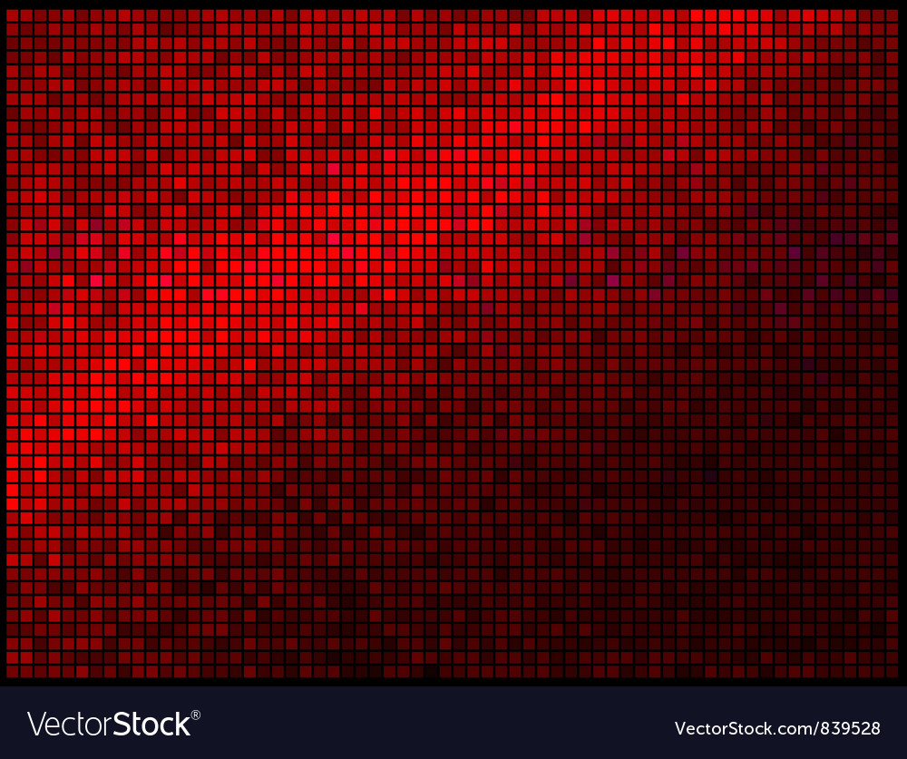 Red disco background vector | Price: 1 Credit (USD $1)