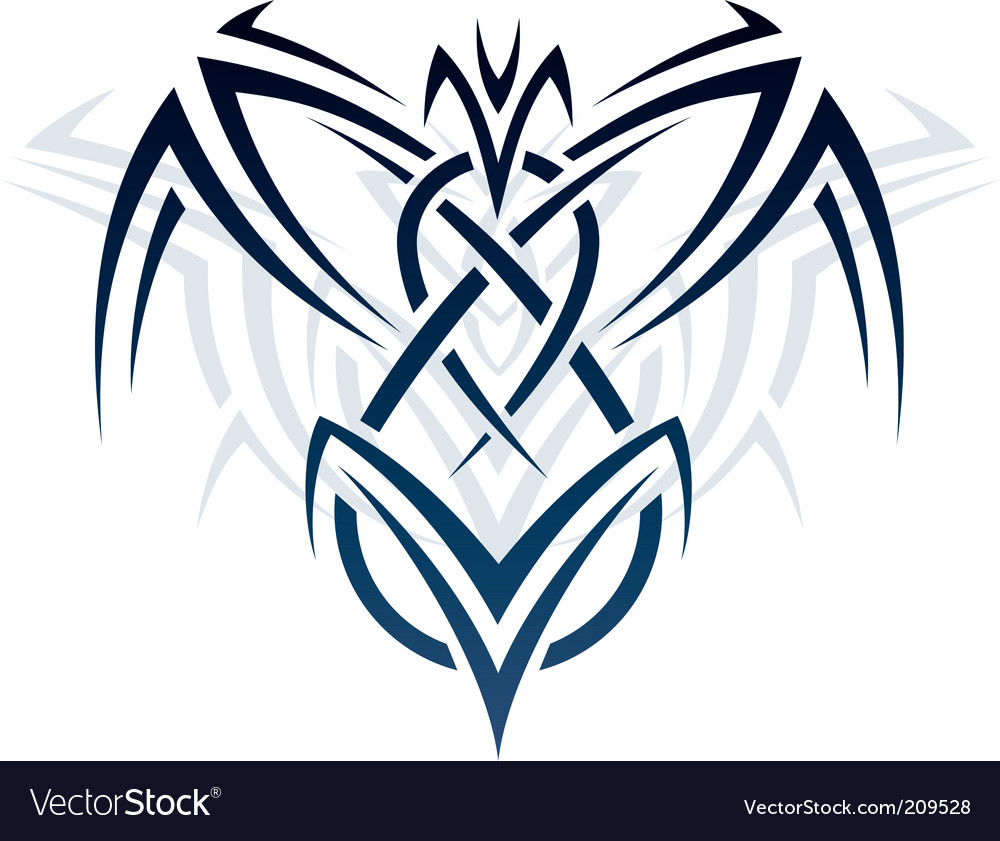 Tattoo style vector | Price: 1 Credit (USD $1)