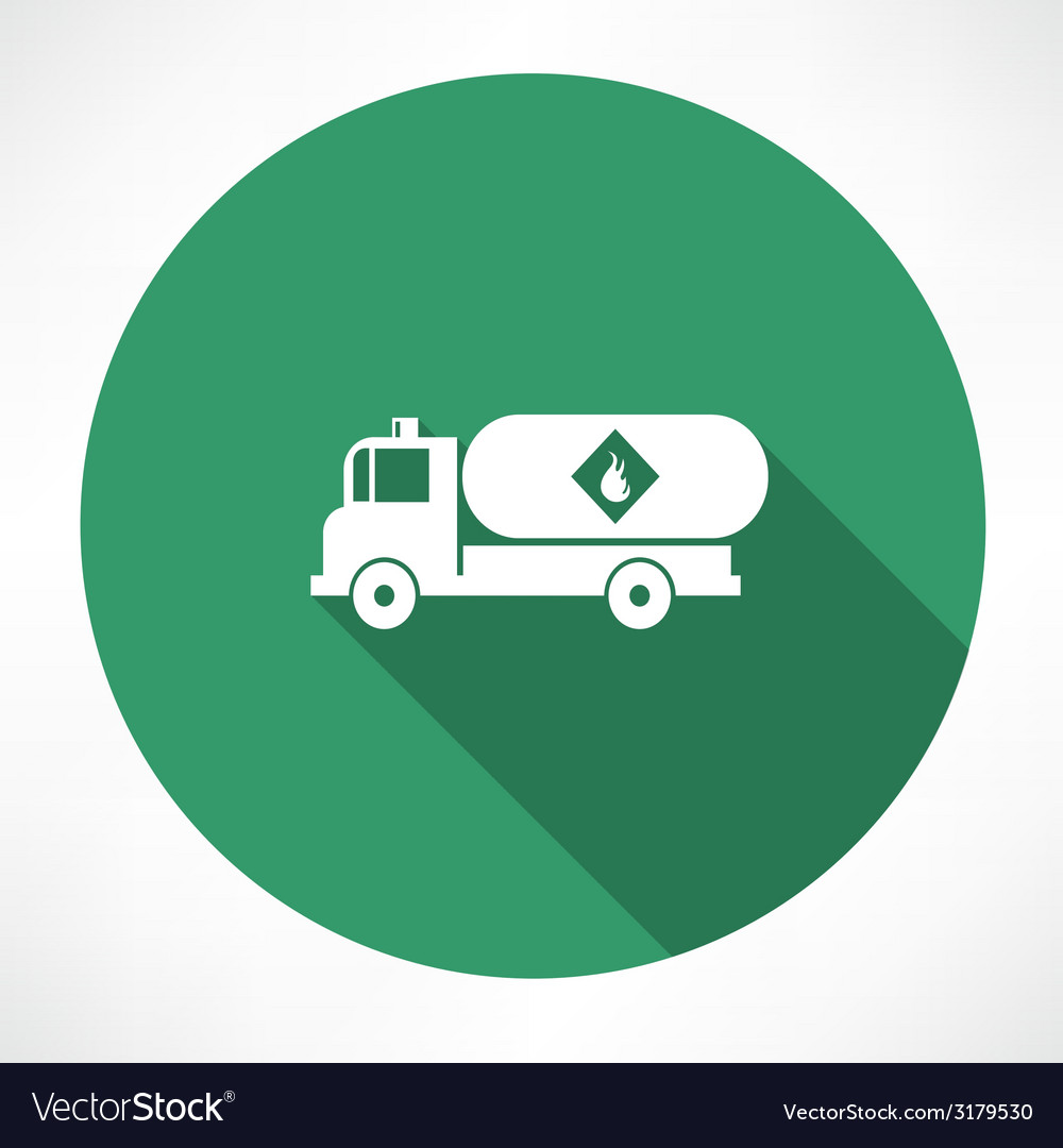 Tank truck vector | Price: 1 Credit (USD $1)