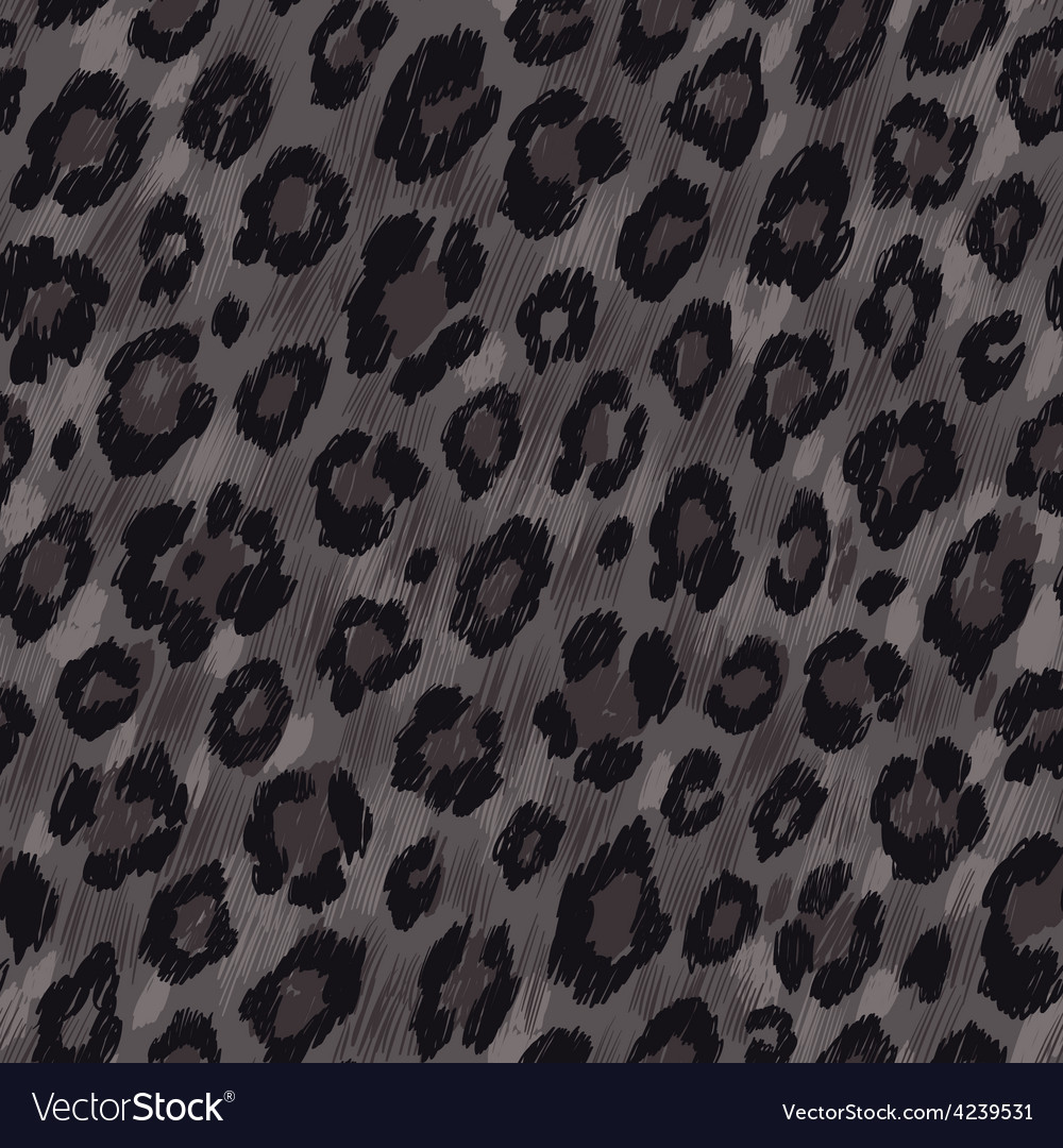 Leopard skin pattern vector   Price: 1 Credit (USD $1)