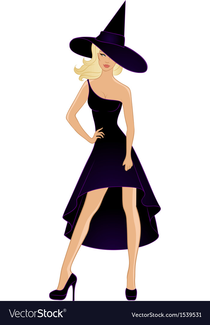 Witch28 vector | Price: 1 Credit (USD $1)