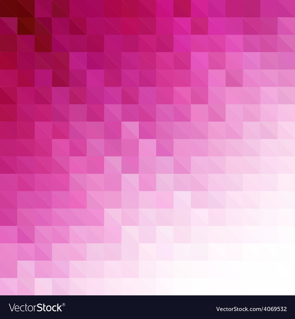 Abstract pink geometric technology background vector | Price: 1 Credit (USD $1)