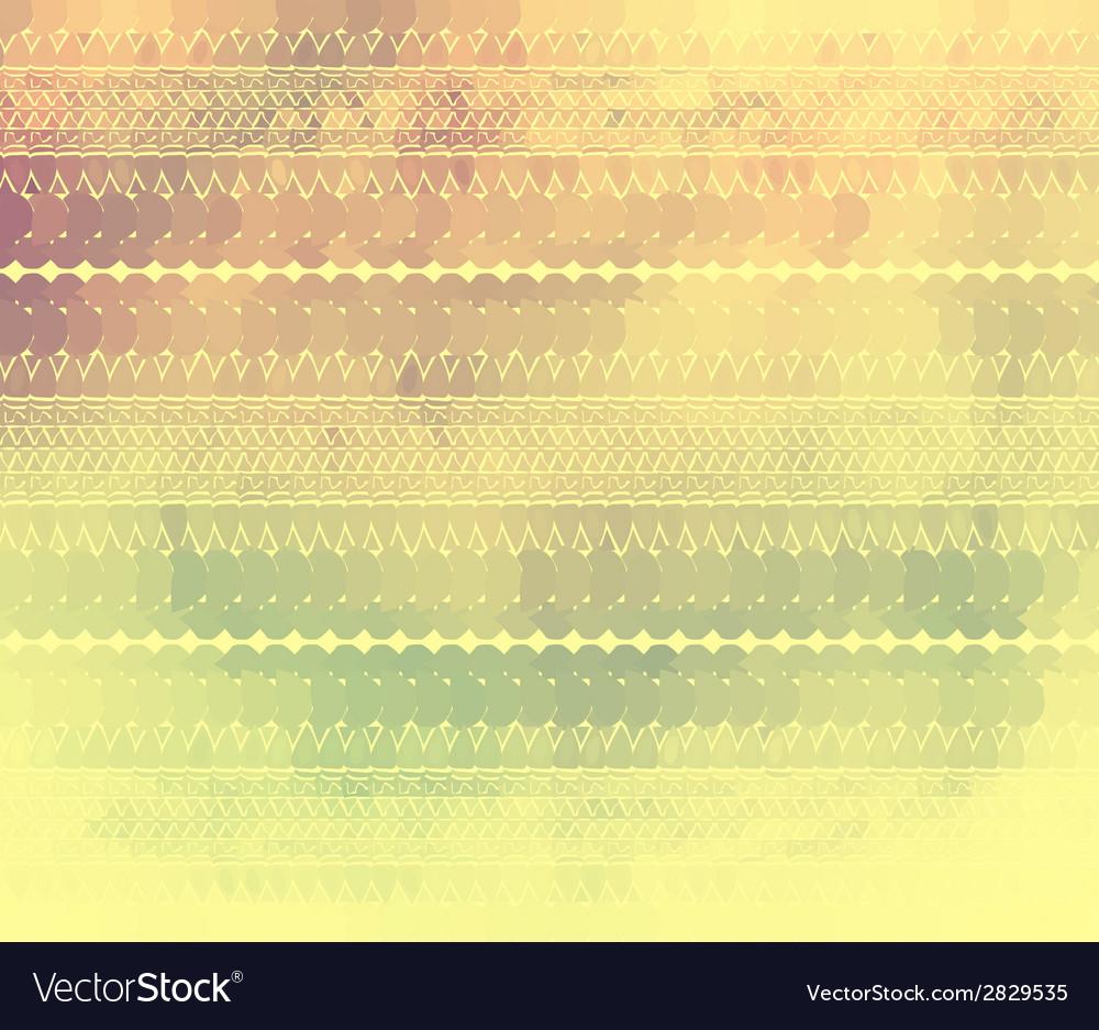 Ethnic ornamental pattern vector | Price: 1 Credit (USD $1)