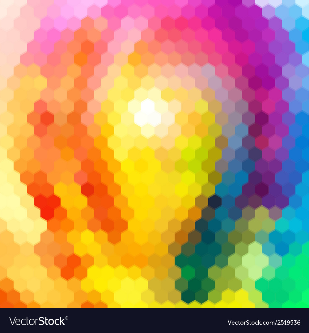 Abstract background bright colors summer seamless vector | Price: 1 Credit (USD $1)