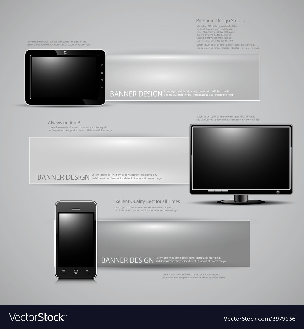 Technology document template vector | Price: 1 Credit (USD $1)