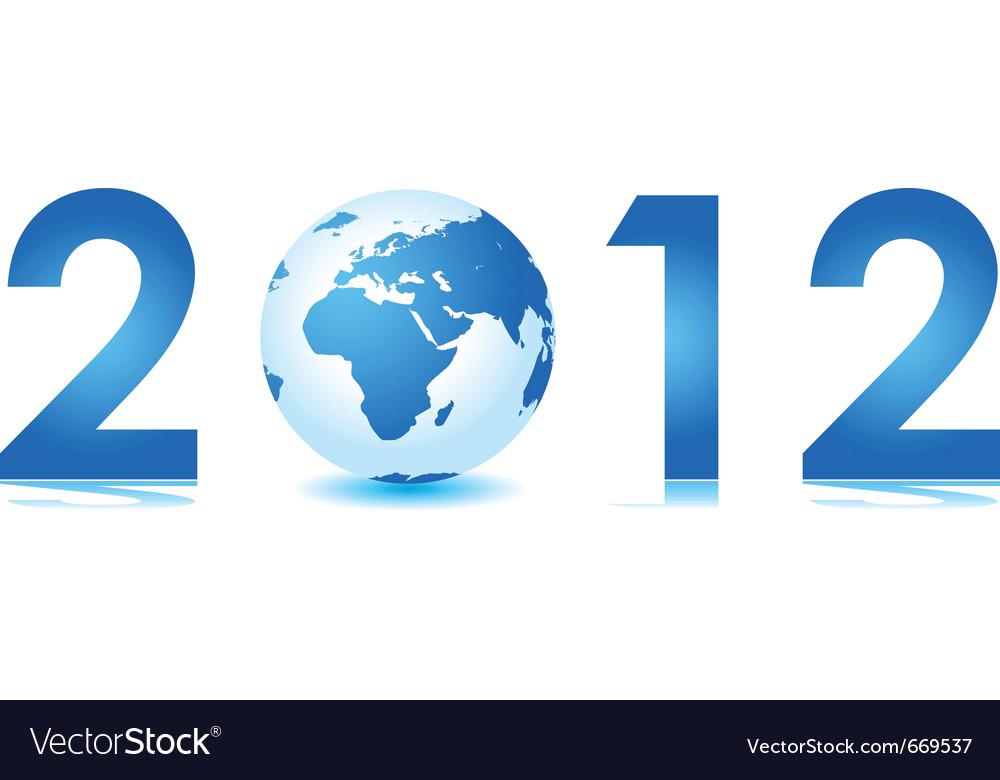 2012 vector | Price: 1 Credit (USD $1)