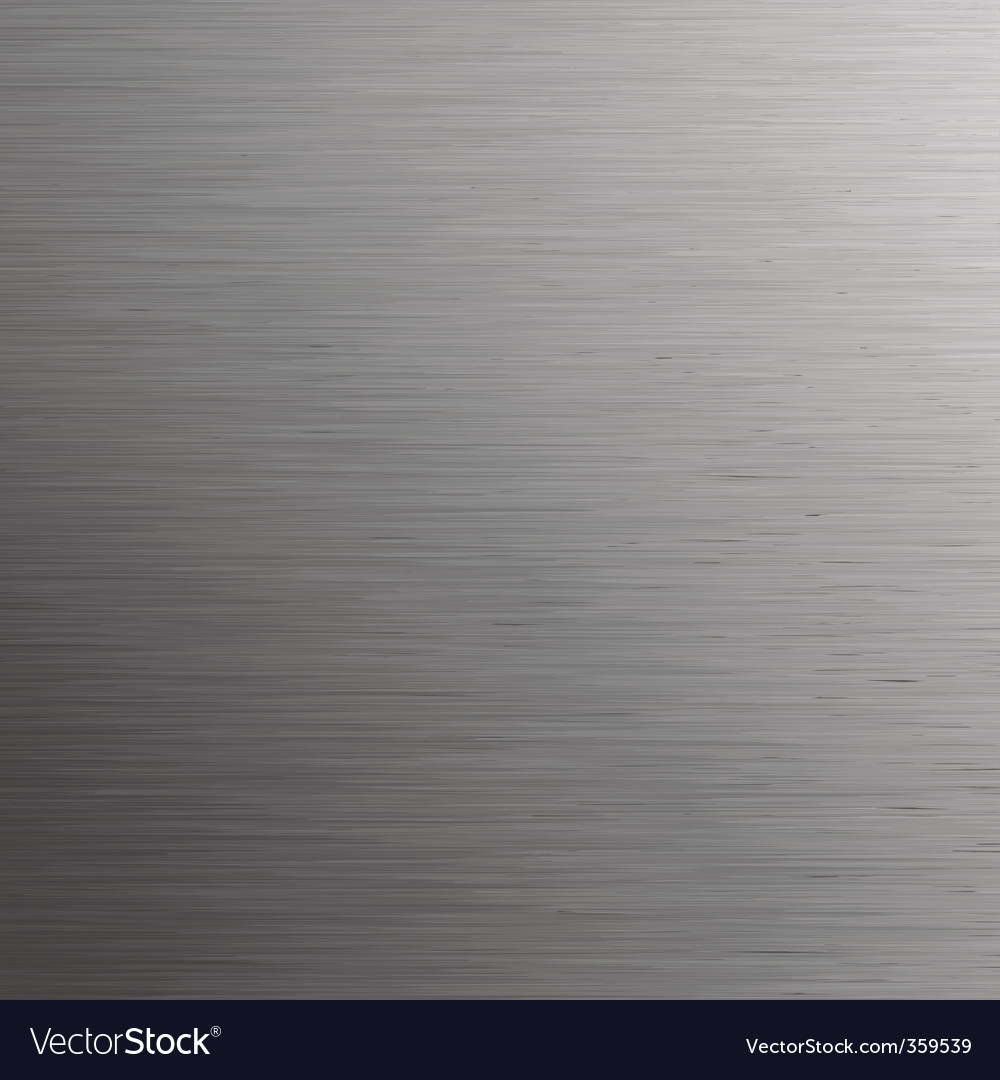 Brushed metal template background vector | Price: 1 Credit (USD $1)