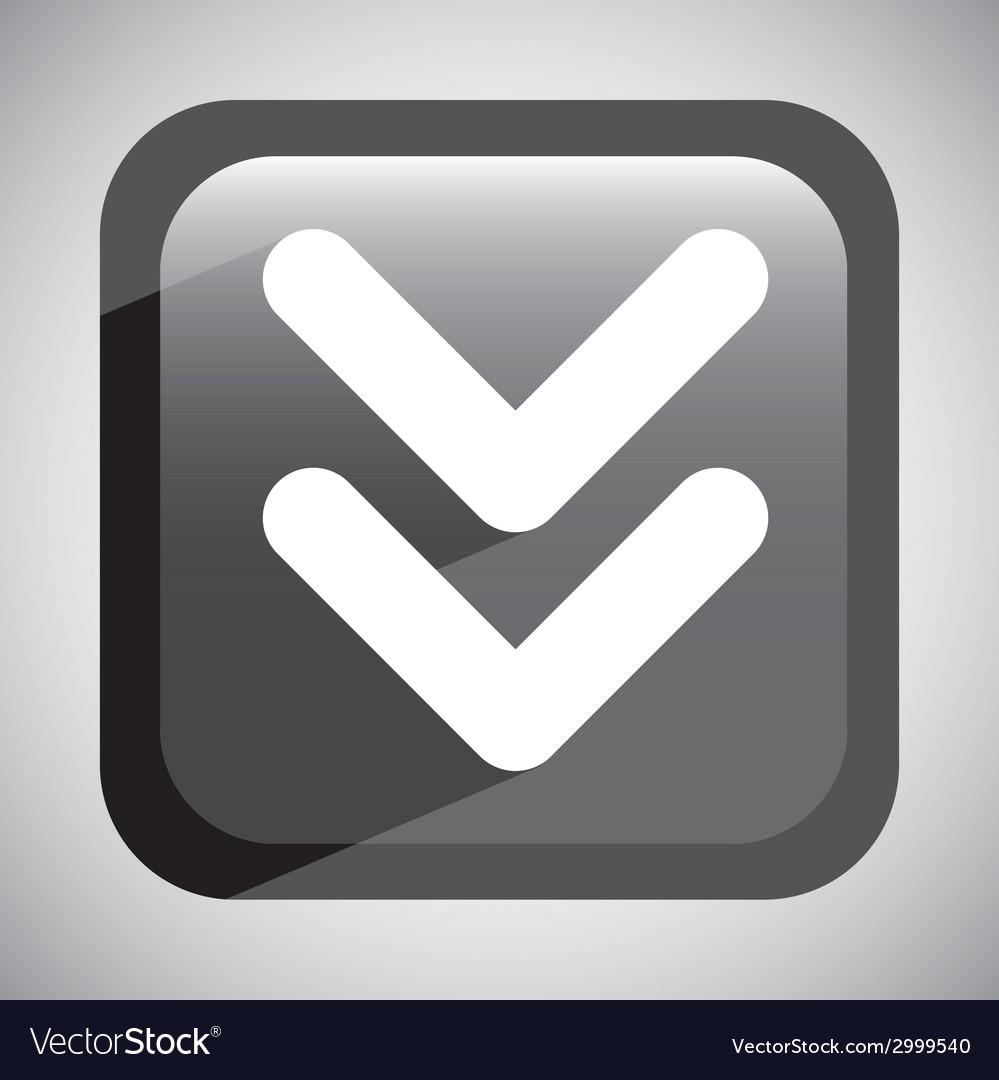 Download arrow design vector | Price: 1 Credit (USD $1)