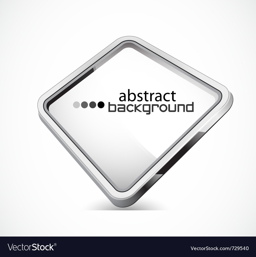 Metal plate with copy space vector   Price: 1 Credit (USD $1)