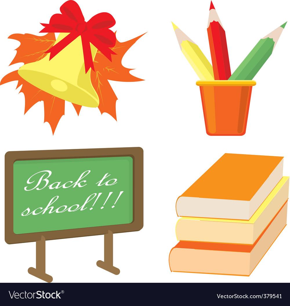 Autumn class vector | Price: 1 Credit (USD $1)