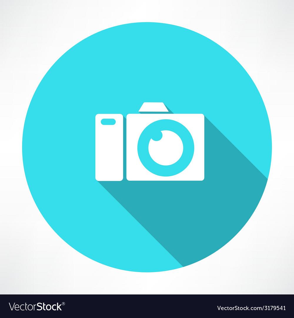 Camera icon vector | Price: 1 Credit (USD $1)