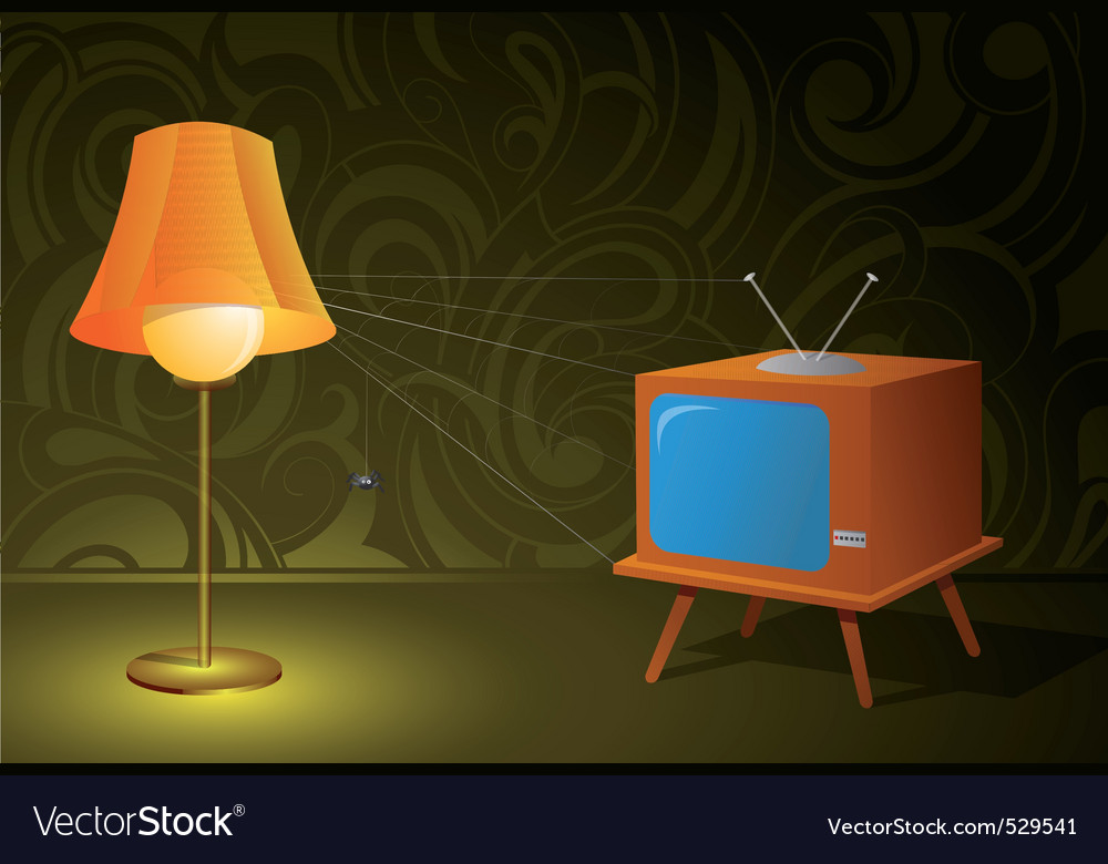 Old lounge vector | Price: 1 Credit (USD $1)
