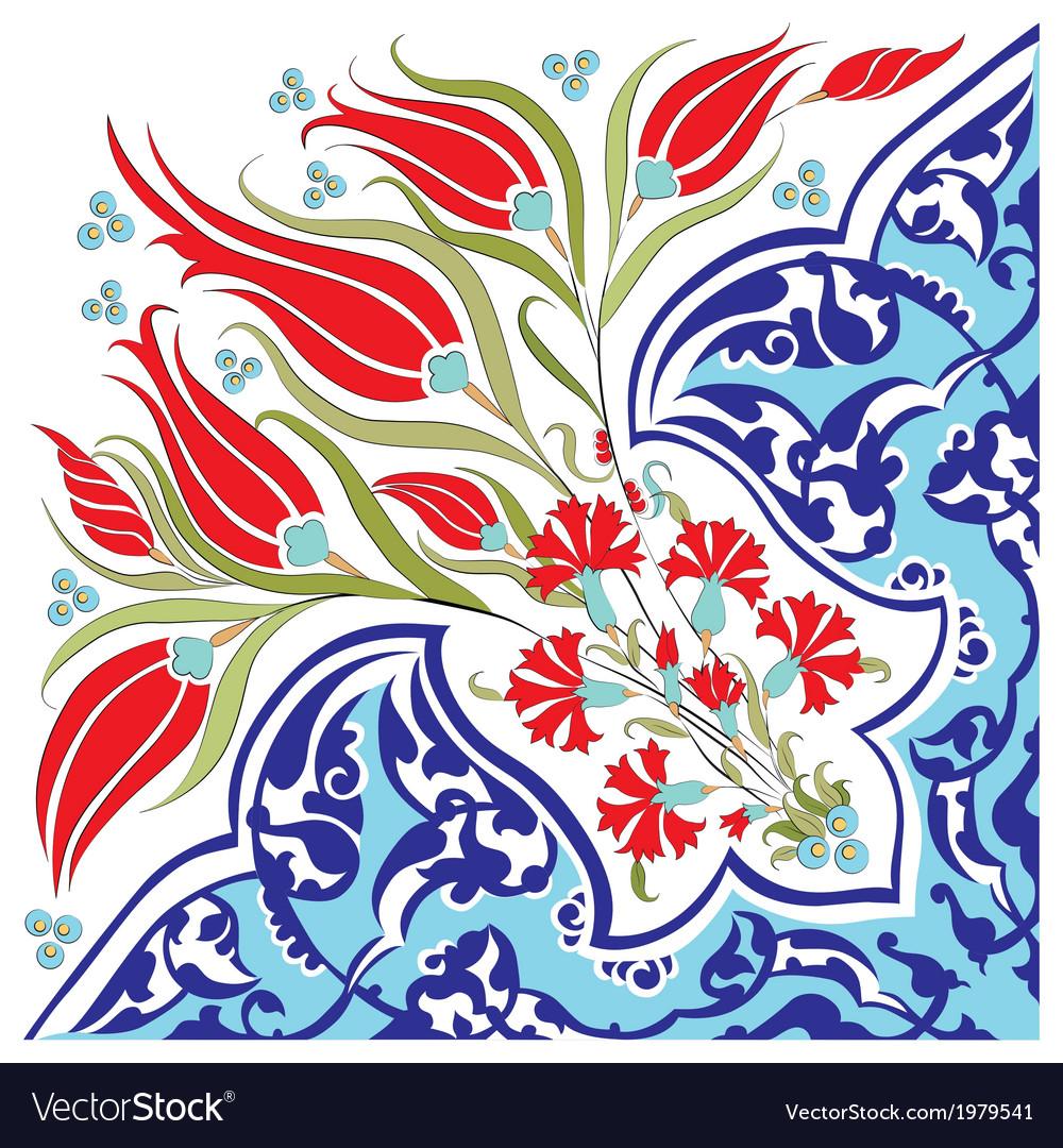 Oriental ottoman design twenty eight vector   Price: 1 Credit (USD $1)