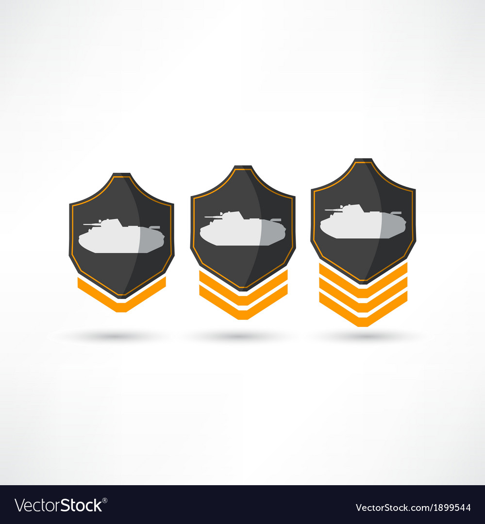 Tank icon vector | Price: 1 Credit (USD $1)