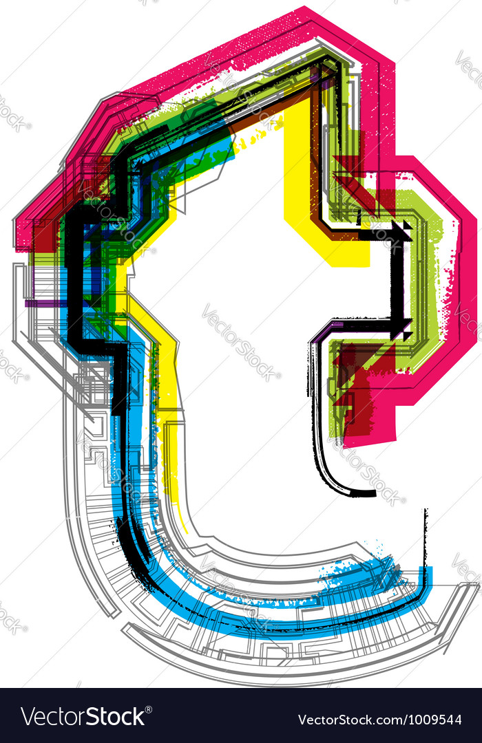 Technical typography vector   Price: 1 Credit (USD $1)