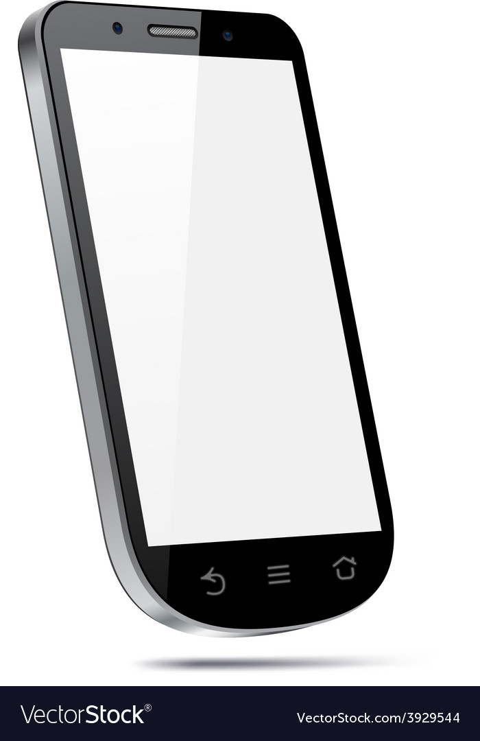 Touchscreen 3d smartphone concept vector   Price: 1 Credit (USD $1)