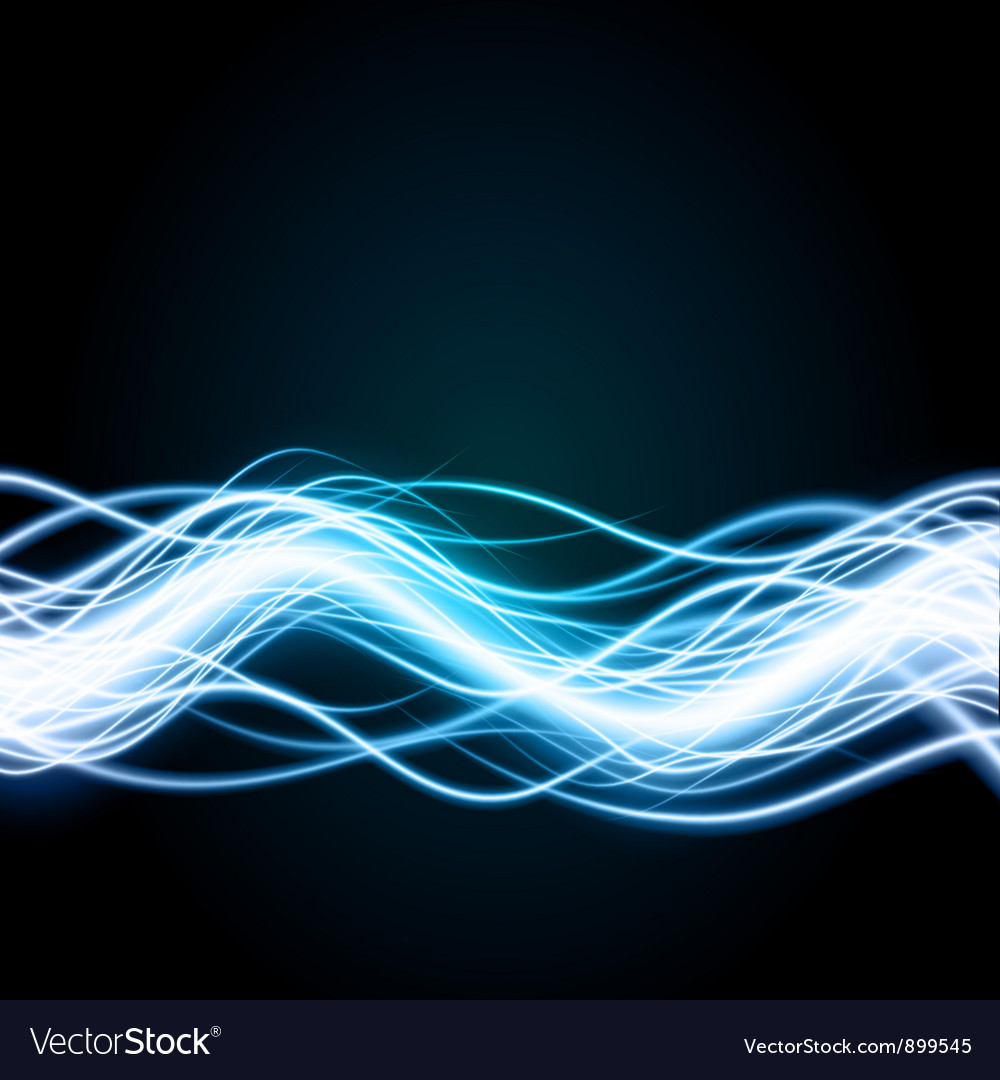 Abstract waveform background vector | Price: 1 Credit (USD $1)
