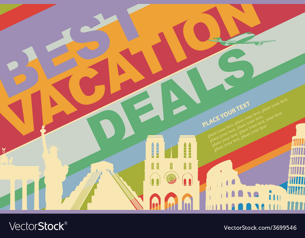 Travel agency vector | Price: 1 Credit (USD $1)