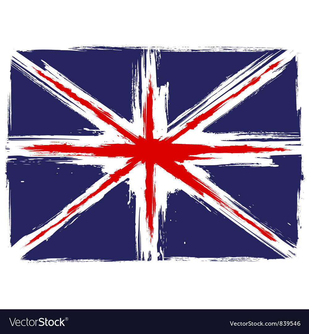 Union jack vector | Price: 1 Credit (USD $1)