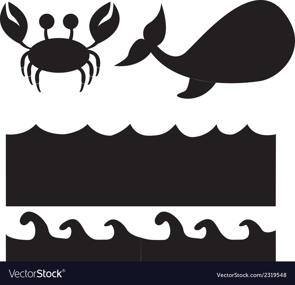 Animals silhouette vector | Price: 1 Credit (USD $1)