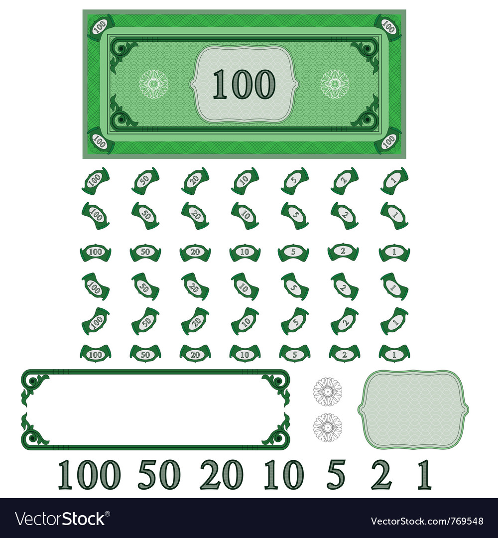 Play money vector   Price: 1 Credit (USD $1)