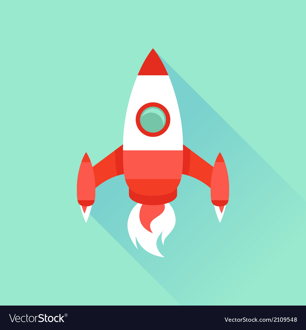 Start up and launch vector | Price: 1 Credit (USD $1)