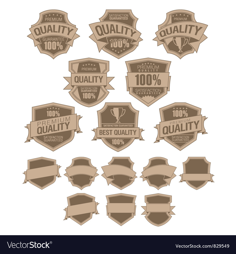 Best quality labels vector | Price: 1 Credit (USD $1)