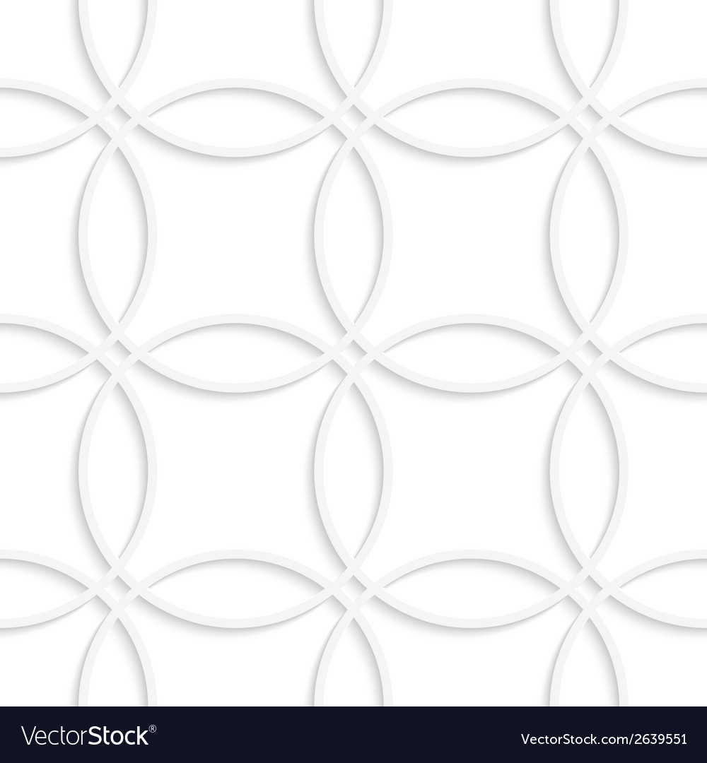 Simple intersecting circles seamless vector   Price: 1 Credit (USD $1)
