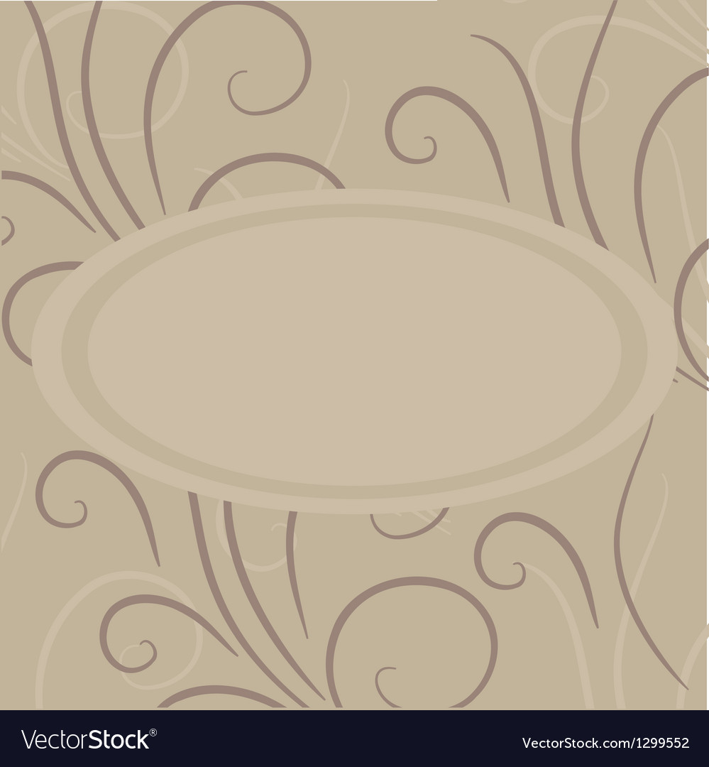 Cute background with decorative elements vector | Price: 1 Credit (USD $1)