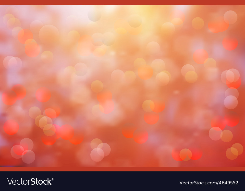Soft in autumn colors abstract background with vector | Price: 1 Credit (USD $1)