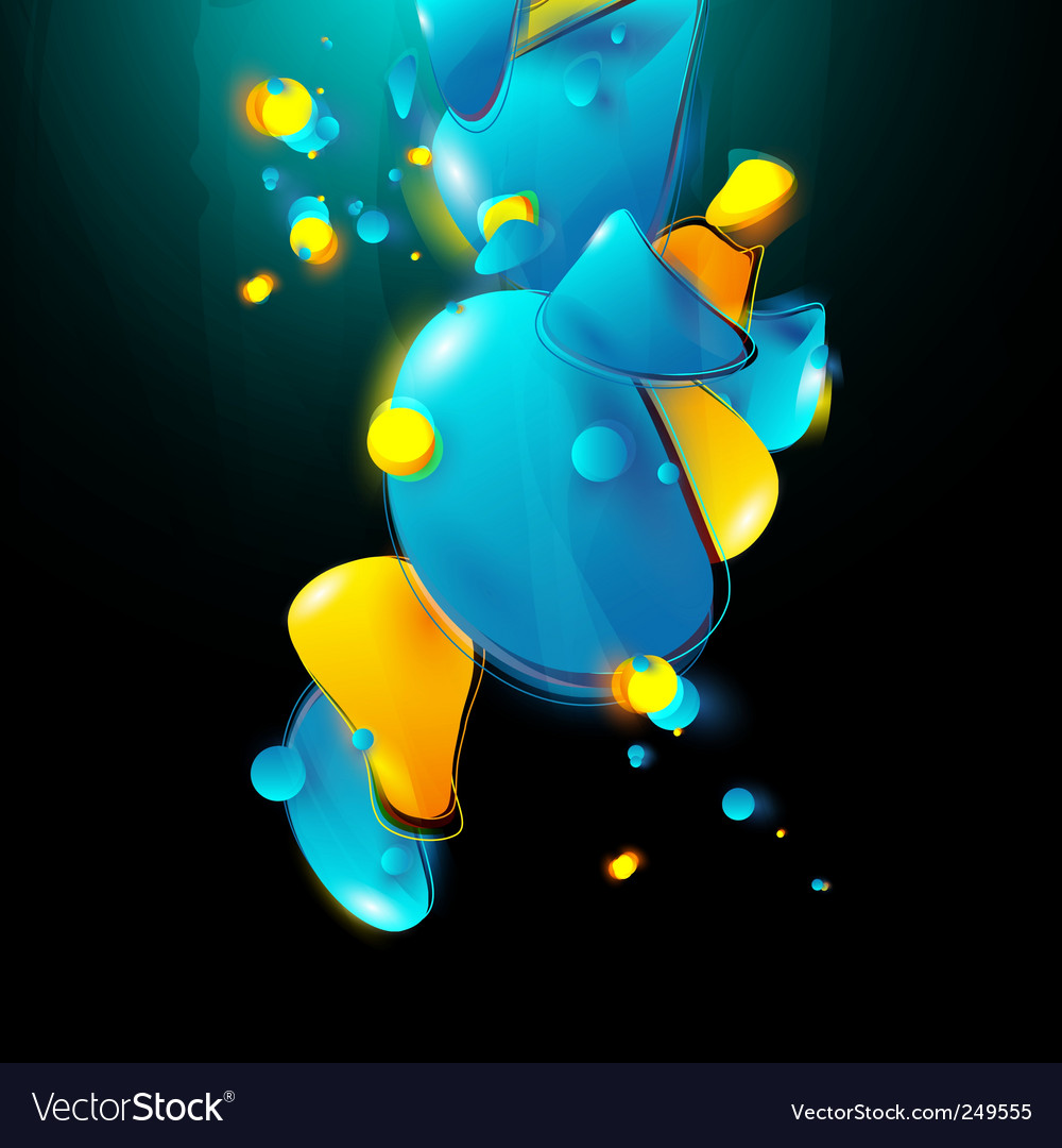 Bubbles vector | Price: 1 Credit (USD $1)