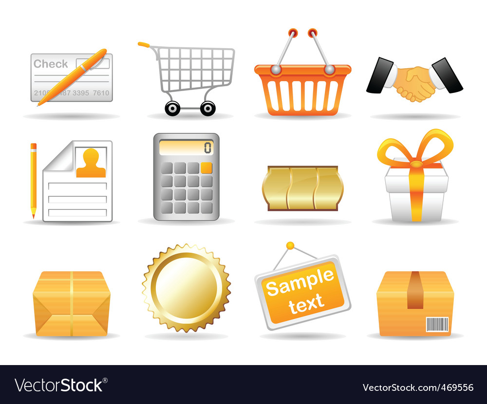 Collection icons vector   Price: 1 Credit (USD $1)