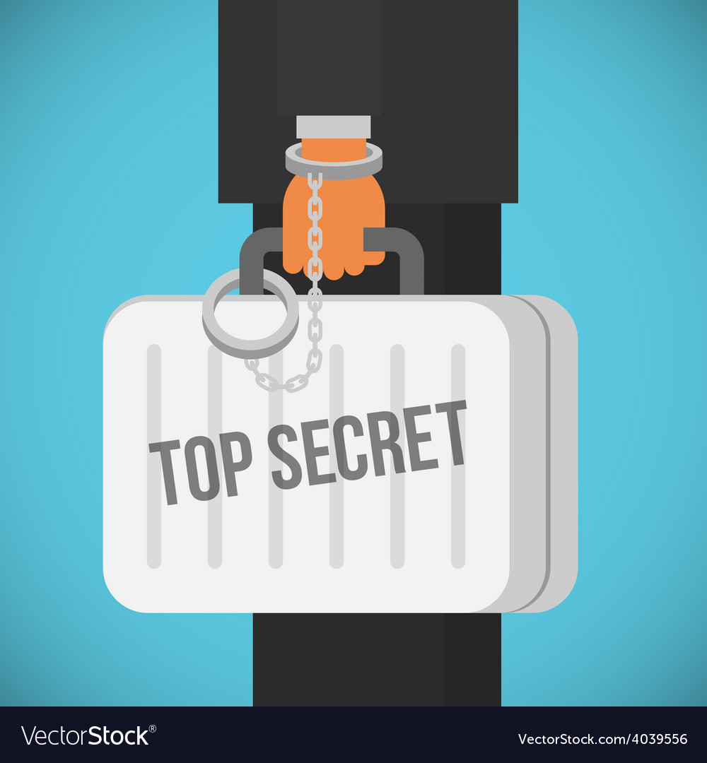 Top secret vector | Price: 1 Credit (USD $1)