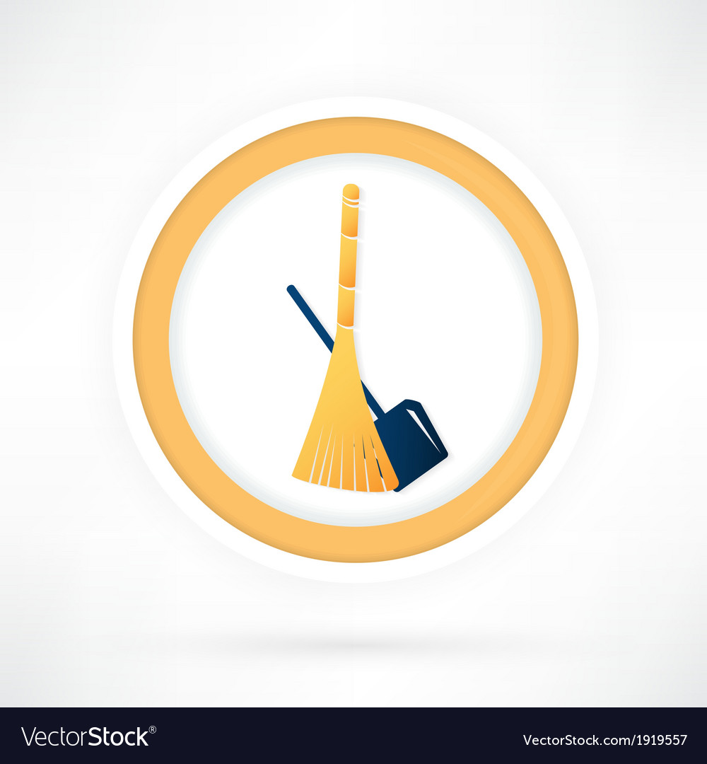 Cleaning icon vector | Price: 1 Credit (USD $1)