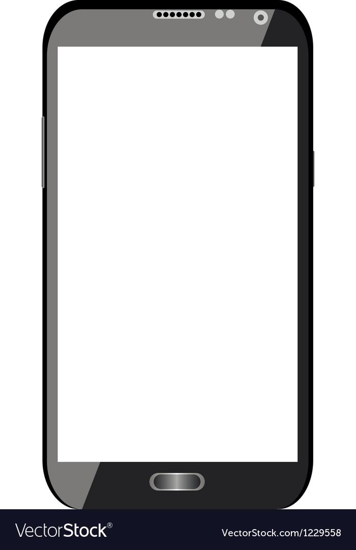 Smartphone4 vector | Price: 1 Credit (USD $1)