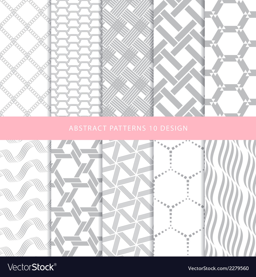 Abstract patterns background for web vector | Price: 1 Credit (USD $1)