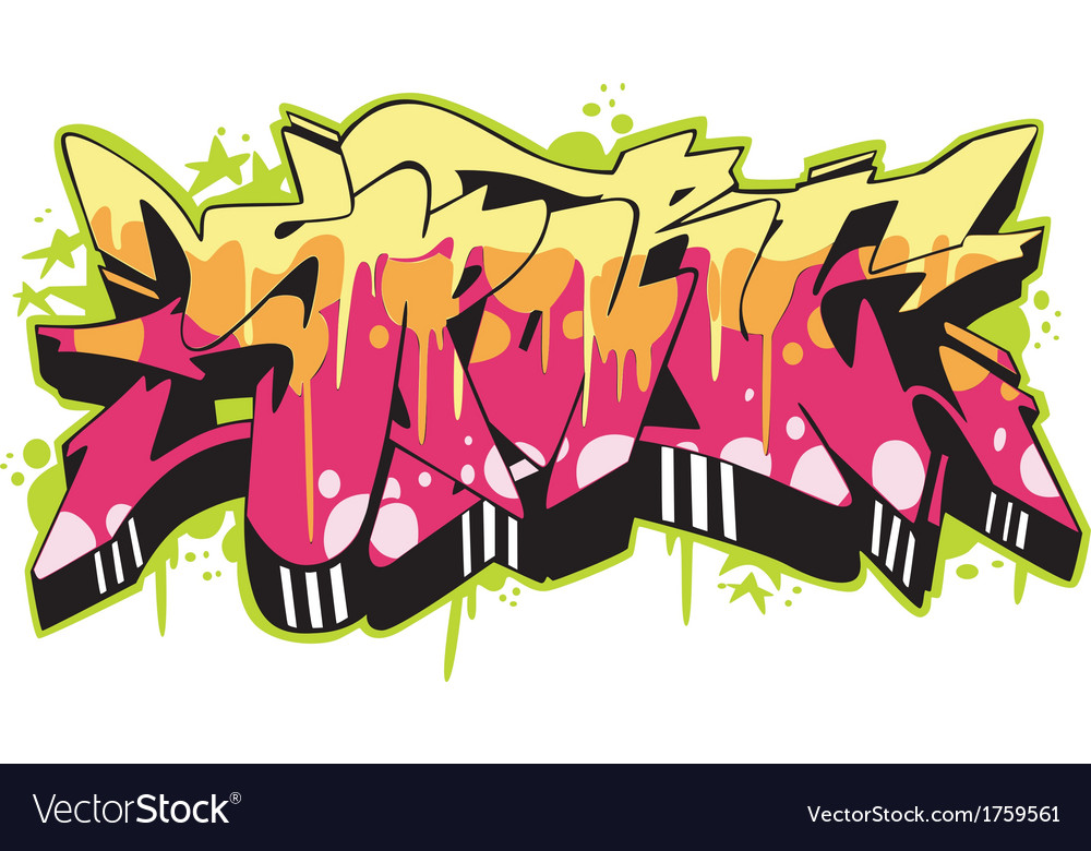 Graffito - sport vector | Price: 1 Credit (USD $1)
