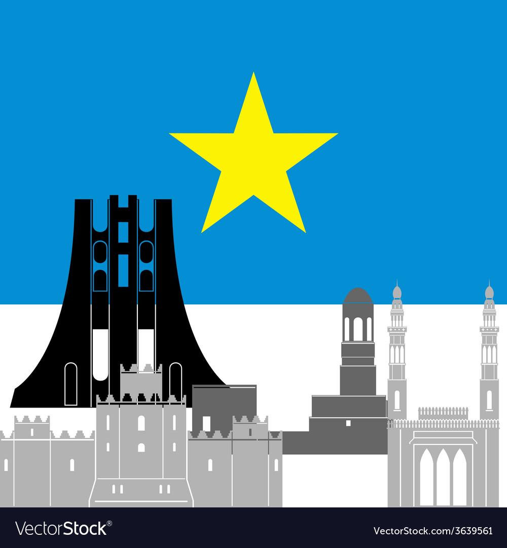Somalia vector | Price: 1 Credit (USD $1)