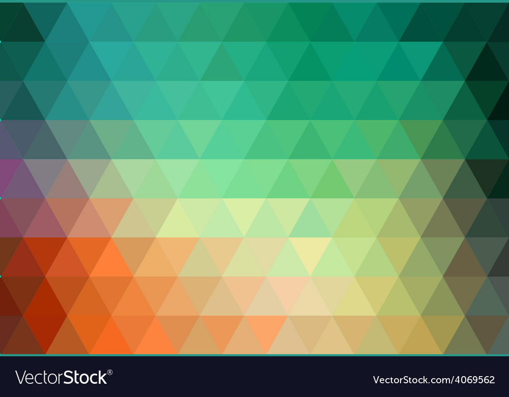 Abstract retro hipster geometric background vector | Price: 1 Credit (USD $1)