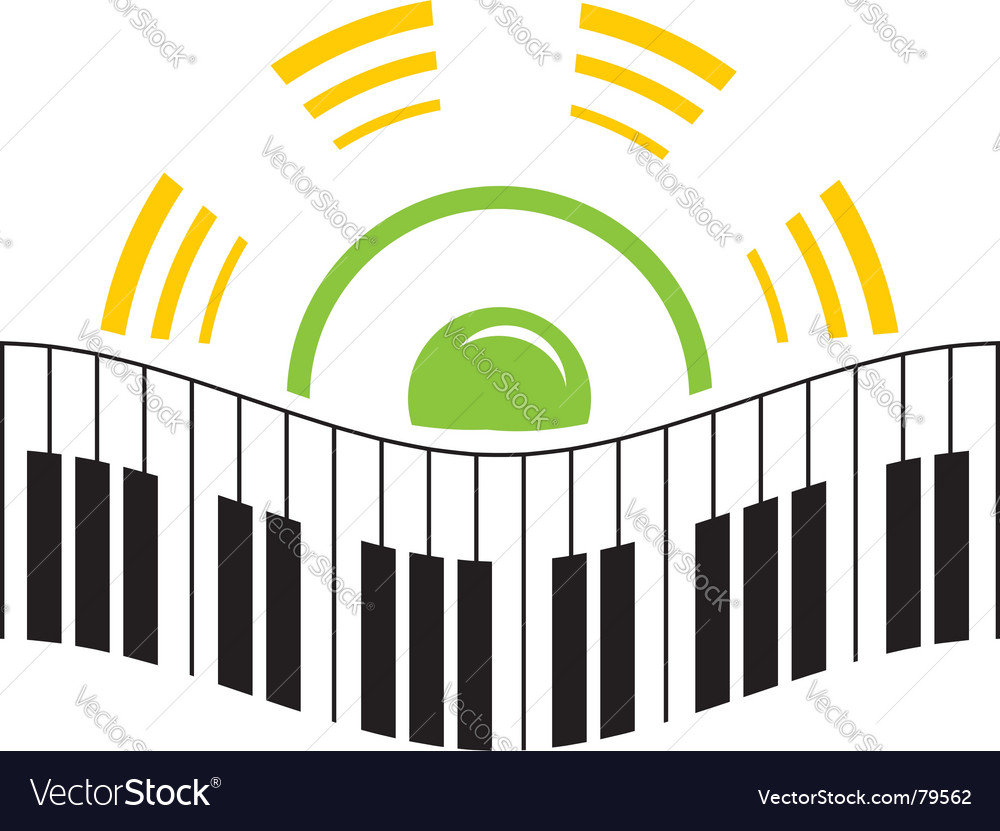 Music logo vector | Price: 1 Credit (USD $1)